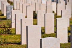 Cemitério Fotos de Stock