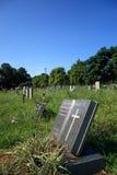 Cemitério Fotografia de Stock Royalty Free