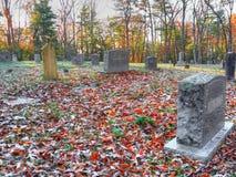 Cemitério da angra de Cades Fotografia de Stock Royalty Free