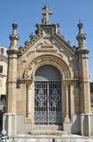 Cemitério de Arenys de março Imagens de Stock Royalty Free
