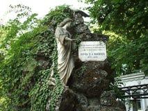 Cemitério de Bellu Foto de Stock Royalty Free