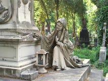 Cemitério de Bellu Imagem de Stock Royalty Free