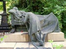 Cemitério de Bellu Imagem de Stock