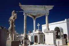 Cemitério de Campeche Imagens de Stock Royalty Free