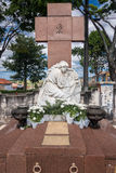 Cemitério de Itatiba Imagem de Stock