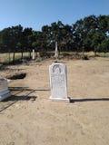 Cemitério de LaGrange imagem de stock