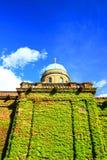 Cemitério de Mirogoj foto de stock royalty free