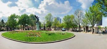 Cemitério de Montparnasse Foto de Stock