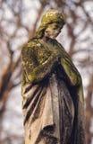 Cemitério de Powazki em Varsóvia Fotografia de Stock Royalty Free