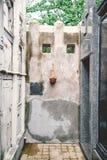 Cemitério de Recoleta do La Imagem de Stock Royalty Free