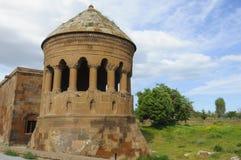 Cemitério de Seljuks fotos de stock royalty free