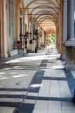 Cemitério de Zagreb Mirogoj Foto de Stock