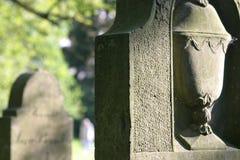 Cemitério do judeu Imagens de Stock Royalty Free