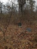 Cemitério do país de origem Imagens de Stock Royalty Free
