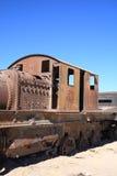 Cemitério do trem Imagens de Stock