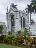 Cemitério dos dois pontos Fotografia de Stock Royalty Free