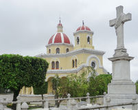 Cemitério dos dois pontos Foto de Stock