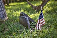 Cemitério histórico Fotos de Stock
