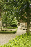 Cemitério huguenote; Dublin Imagem de Stock