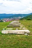 Cemitério judaico em Pristina Fotografia de Stock Royalty Free