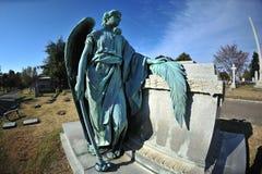 Cemitério memphis de Elmwood fotos de stock
