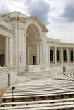 Cemitério nacional de Arlington - auditório Fotografia de Stock