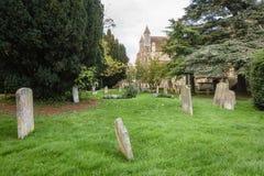 Cemitério pequeno Imagens de Stock