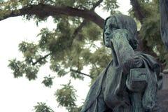 Cemitério Pere Lachaise Foto de Stock