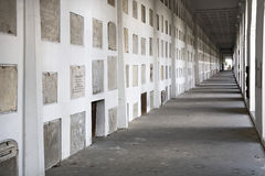 Cemitério Powazki em Varsóvia. Imagens de Stock Royalty Free