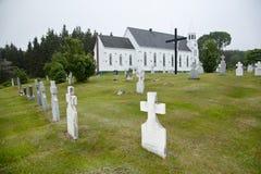 Cemitério velho Fotografia de Stock Royalty Free