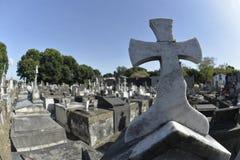 Cemiterio做Caju 免版税库存照片