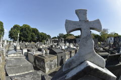 Cemiterio fa Caju Fotografie Stock Libere da Diritti