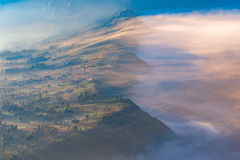 Cemoro Lawang at Mount Bromo, East Java, Indonesi Royalty Free Stock Photos