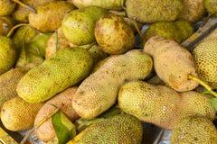 Cempedak ή ώριμα Artocarpus φρούτα ακέραιων αριθμών Στοκ φωτογραφία με δικαίωμα ελεύθερης χρήσης