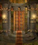 Cenário 18 da fantasia Fotografia de Stock Royalty Free