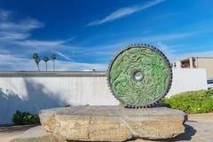 Cenário bonito em torno do Laguna Beach imagem de stock