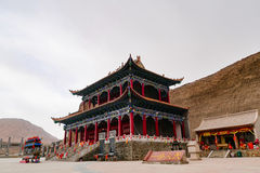 Cenário chinês Foto de Stock Royalty Free
