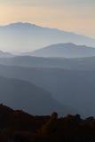 Cenário Crete 3 da montanha Imagem de Stock Royalty Free