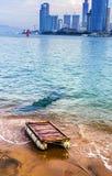Cenário da ilhota de Gulangyu Imagem de Stock Royalty Free