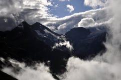 Cenário da montanha imagens de stock royalty free
