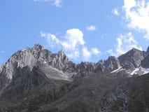 Cenário da montanha Fotografia de Stock