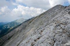 Cenário da montanha de Pirin, Bulgária Foto de Stock Royalty Free