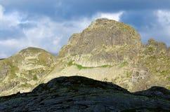 Cenário da montanha de Rila, Bulgária Imagem de Stock Royalty Free