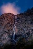 Cenário da montanha, panorama da montanha Imagem de Stock Royalty Free