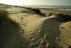 Cenário da praia Fotos de Stock