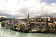 Cenário de Berna Fotos de Stock