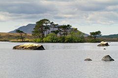 Cenário de Connemara Foto de Stock Royalty Free