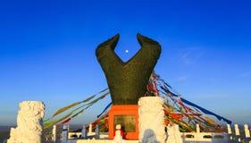 Cenário de Qinghai fotos de stock royalty free