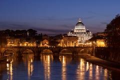Cenário de Roma Fotos de Stock