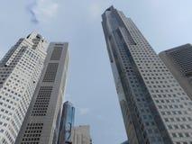 Cenário 1 de Singapura Imagem de Stock Royalty Free